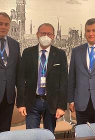 Толстой: ни на какие ультиматумы российская делегация не согласится, если ее полномочия ограничат, выйдет из ПАСЕ