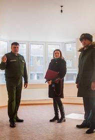 260 семей военнослужащих в Калининграде получат служебные квартиры
