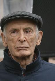 РБК: Василий Лановой пережил клиническую смерть