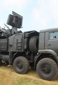«Таймс»: на базу США в Германии в ходе секретной операции доставили захваченный на поле боя в Ливии российский «Панцирь-С1»