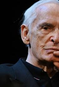 Сегодня умер легендарный актер Василий Лановой. Об этом сообщила его жена Ирина Купченко