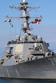 «ПолитПазл»: превращение в «отличную мишень» отбило у эсминца США «Дональд Кук» желание устроить провокацию возле Крыма