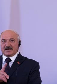 Лукашенко назвал причину тайной инаугурации в сентябре