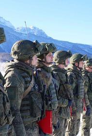 Участвовавшая в войне с Грузией 58-я армия завершила первый цикл маневров этого года