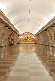 В Москве закрыли ещё две станции метро, поезда проезжают мимо