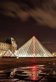 В Париже разлилась Сена, затопив набережные в центре города