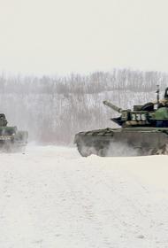 Армейский корпус Северного флота провел комплекс мероприятий боевой и оперативной готовности