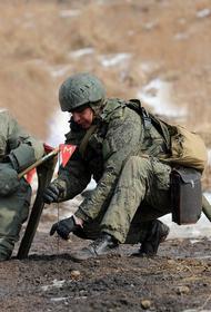 В ЛНР сообщили о том, что Украина ведет подготовку саперов для отправки в Донбасс