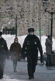 В центре столицы сотрудник полиции спас жизнь мужчине