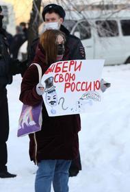 Вице-председатель «Опоры России» оценил действия полиции во время митинга
