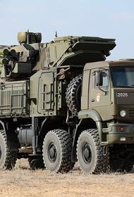 Сайт Wirtualna Polska объяснил, почему для США ценен захваченный в Ливии российский «Панцирь-С1»