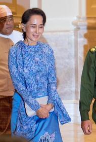 Военные Мьянмы вводят чрезвычайное положение сроком на один год, президент страны арестован