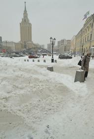 Синоптик Позднякова предупредила о морозной погоде в столичном регионе на этой неделе