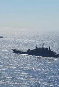 На Черноморском флоте провели учения по уничтожению вражеского корабля