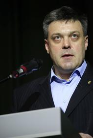 Тягнибок заявил о способности украинского национализма развалить Россию на «30-40 маленьких стран»