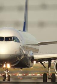Летевший в Ростов-на-Дону самолет вернулся в аэропорт Нижнего Новгорода из-за отказа двигателя