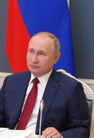 The Wall Street Journal: Путин одержал победу в мировой гонке вакцин от коронавируса