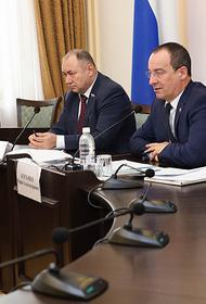 Юрий Бурлачко и Иван Демченко провели совместную онлайн-встречу с анапчанами