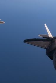Sohu: американские летчики жалуются на пилотов ВКС России из-за зависти к их мастерству