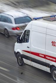 Один человек погиб в ДТП с маршруткой в Санкт-Петербурге