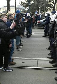 Австрия: коронавирус, протесты и смягчения