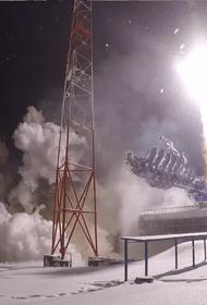 С космодрома ВКС Плесецк осуществлен запуск ракеты-носителя (РН) среднего класса «Союз-2.1Б»