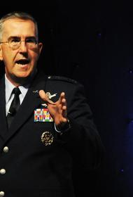 Глава «СТРАТКОМ» США: Любой незначительный военный конфликт Америки с Россией или КНР может привести к глобальной ядерной войне