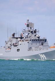 Китайский сайт Sohu рассказал об ответе России на учения США и Украины в Черном море