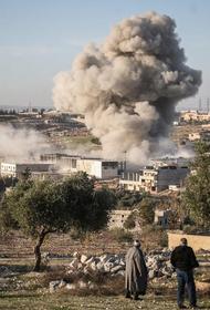 Турецкие военные обстреляли окрестности города Айн-Иса