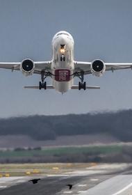Самолет из Хабаровска в Южно-Сахалинск летел в аварийном состоянии