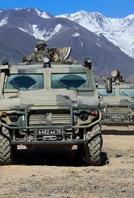 Издание Avia.pro: американские военные на БТР сбежали от российского патруля на северо-востоке Сирии