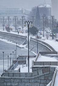 Синоптики предупредили о тридцатиградусных морозах в Москве на следующей неделе