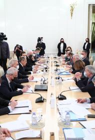 Боррель: Предсказать сроки открытия транспортного сообщения между Евросоюзом и Россией пока сложно