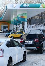 Нормы на бензин введены в Хабаровском крае