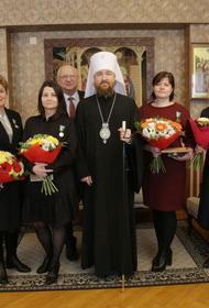 Врачей, работающих в «красной зоне», наградила Челябинская епархия