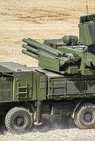 Американскую авиабазу в Ираке охраняют ЗПРК «Панцирь» российского производства?