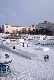 Автозаки снова дежурят в центре Хабаровска