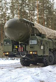 Подвижные грунтовые комплексы МБР  «Тополь» вышли на маршруты боевого дежурства