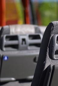 В Ленинградской области столкнулись два рейсовых автобуса, пострадали пять человек