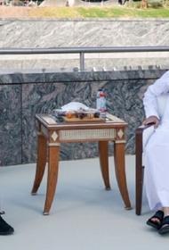 Павел Дуров встретился с принцем Дубая