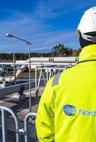 Судно «Фортуна» закончило подготовку и начало укладку «Северного потока-2» в водах Дании