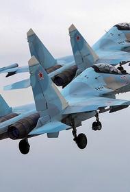 «ПолитРоссия»: американские военные испугались низколетящих фронтовых бомбардировщиков ВКС РФ в Черном море