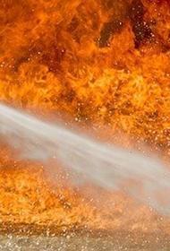Пожилая женщина и ребенок погибли при пожаре в Нальчике
