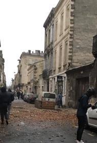 Взрыв прогремел в центре Бордо