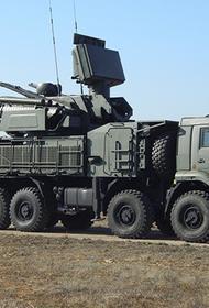 Береговые силы ЧФ провели учения расчетов ЗРПК «Панцирь-С1»