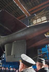 В 2021 году начнутся ходовые испытания АПЛ лодки «Белгород» - носителя беспилотных подводных аппаратов «Посейдон»