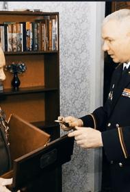 Министр внутренних дел РФ Владимир Колокольцев поздравил ветерана войны со столетним юбилеем