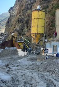 После схода ледника в Индии около 170 человек пропали без вести, семь - погибли