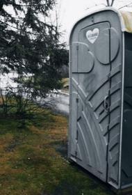 Эстонец украл уличный туалет и избежал наказания