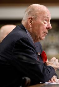 Умер «один из самых влиятельных политиков всех времён» - экс-госсекретарь США Джордж Шульц